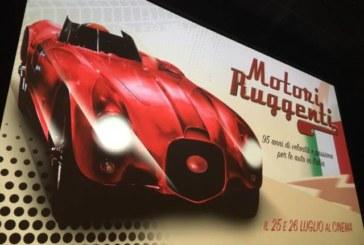 Motori Ruggenti: 95 anni di velocità e passione per le auto in Italia. Un documentario tutto italiano.