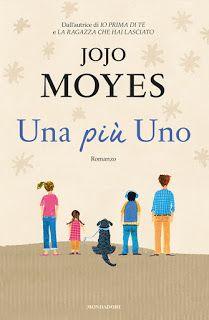Una più uno libro Jojo Moyes