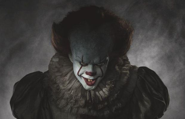 IT: Pennywise è il terrificante clown balzante nella nuova foto