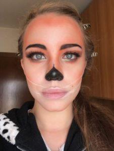 Tutorial Make Up semplice per Halloween 2017
