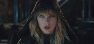 Taylor Swift Ready For It?