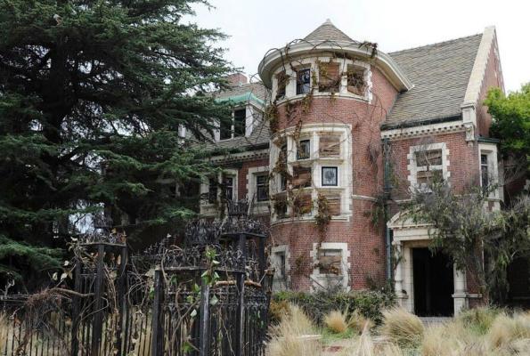 Le 18 case più spaventose