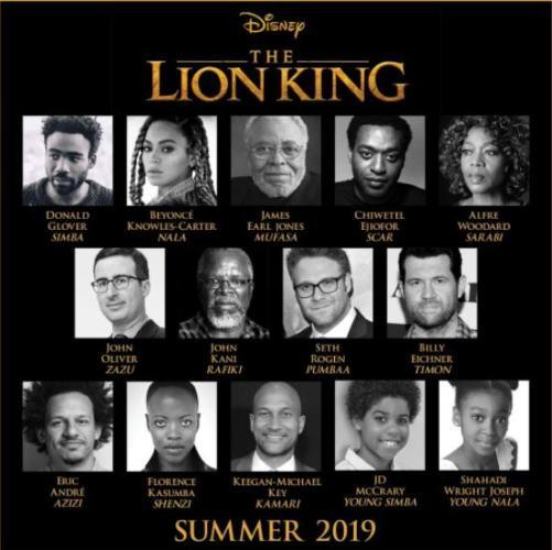 re leone 2019 cast