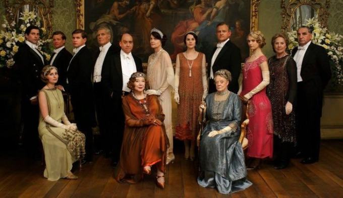 episodio natalizio Downton Abbey