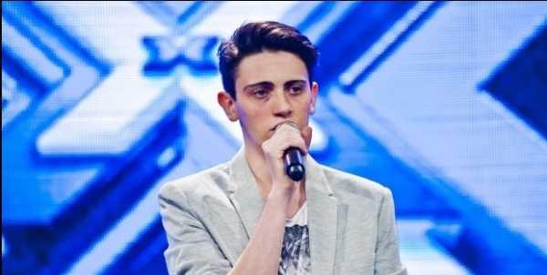 Michele Bravi ad X Factor
