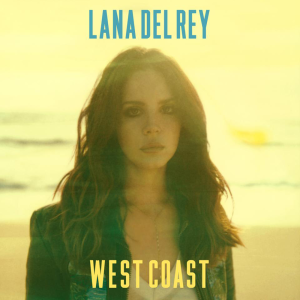 Lana Del Rey - West Coast cover