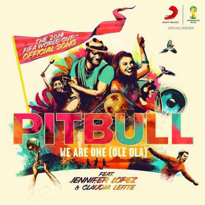 Pitbull We Are One (Ole Ola)