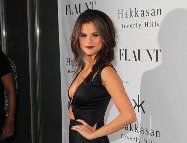 Selena Gomez elegante