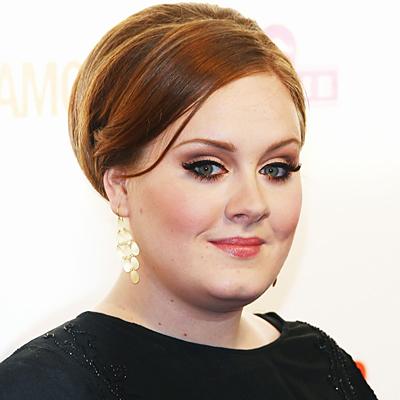 una foto di Adele