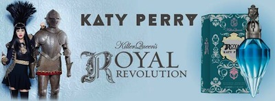 Il Profumo Royal Revolution di Katy Perry