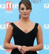 Lea Michele al Giffoni
