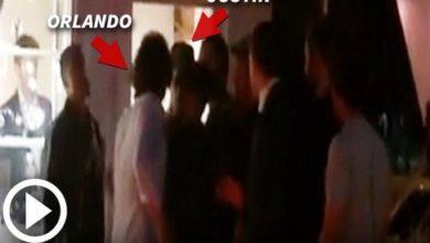 Orlando Bloom picchia Justin Bieber. Il Video
