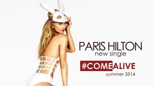 Paris Hilton - Come Alive