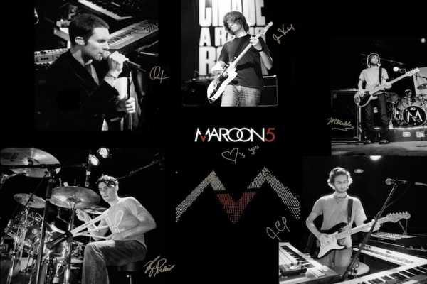Cold nuovo singolo Maroon 5