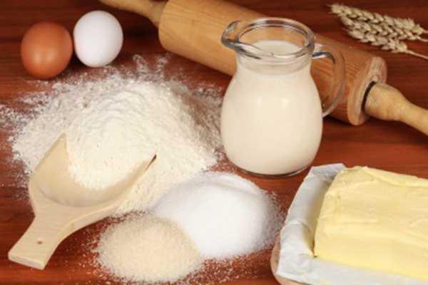 Sale, Farina, Latte e Zucchero fanno male