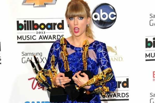 Taylor Swift tornata su Spotify