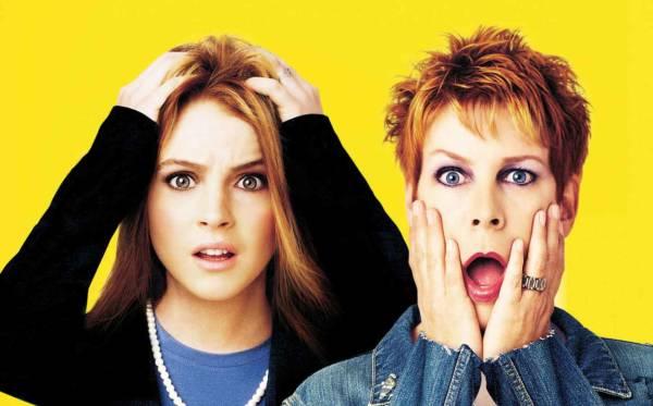 film consigliati per bambini - Freaky Friday