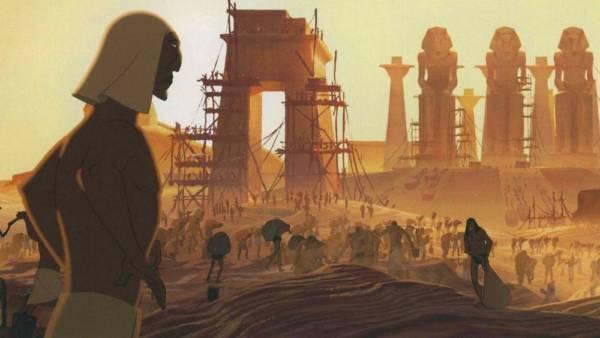 film consigliati per bambini - the prince of egypt