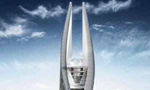 torre di sauron in africa