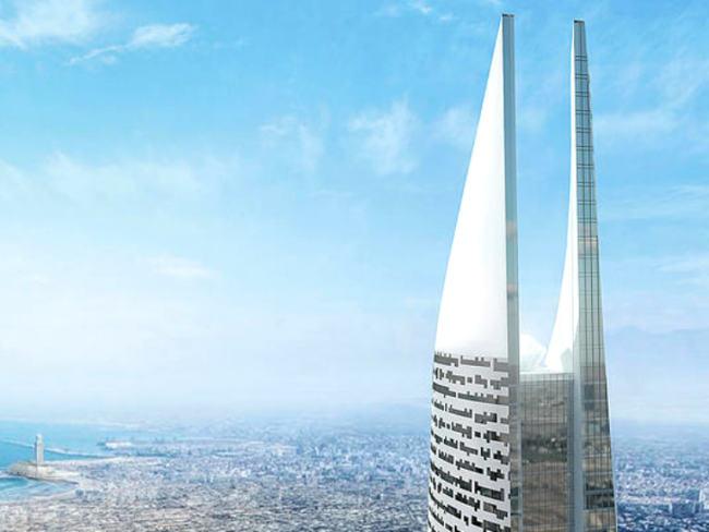 La torre di Sauron in Africa