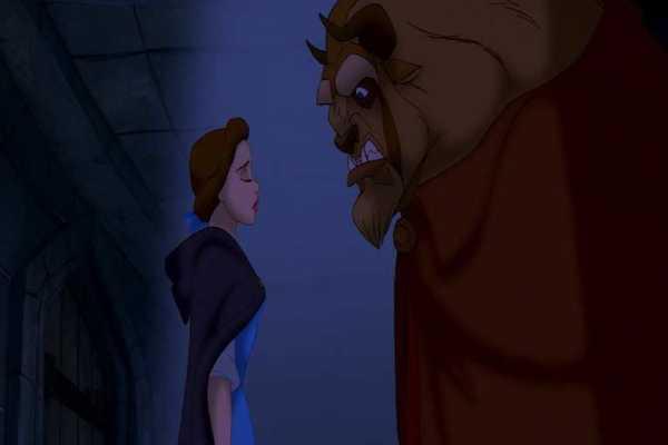 La bella e la bestia immagine dal film