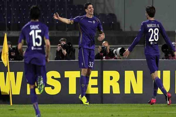 Fiorentina Dinamo Kiev pagelle