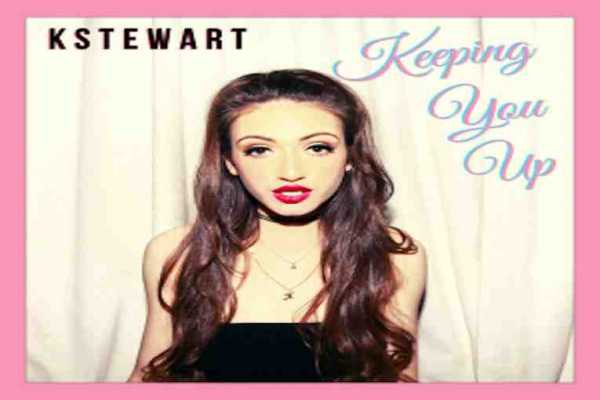 KStewart Keeping You Up cover