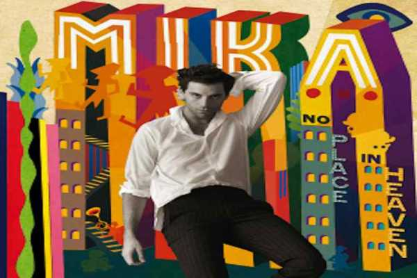 Mika Good Guys cover No Place in Heaven