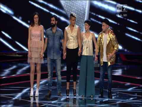 Team Fach cantanti prodotti live show di The Voice