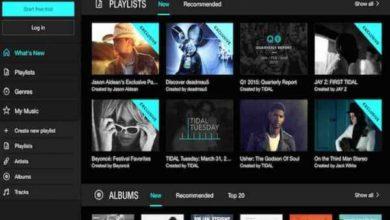 Tidal di Jay Z un flop - immagine della piattoforma in streaming musicale