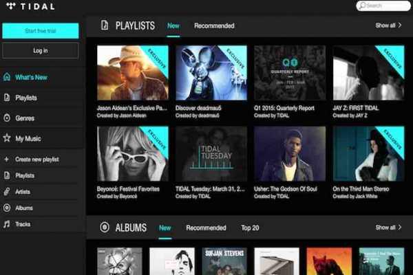 Jay Z ex proprietari Tidal