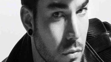 Foto con Adam Lambert