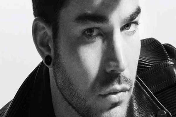 Adam Lambert Ghost Town video - la cover del singolo