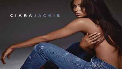 Ciara - Jackie (album cover)