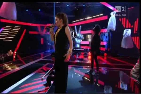 Ira Green canta i Maschi a The Voice