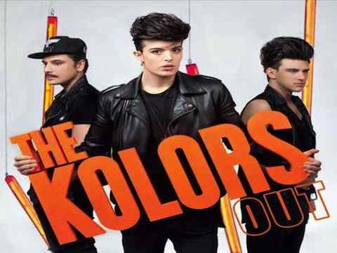 The Kolors - la cover dell'album out