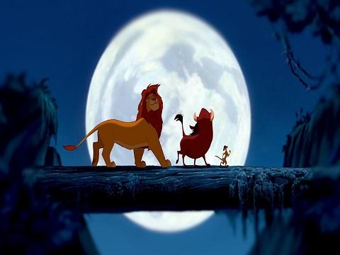 Il re leone - film horror adatti anche ai bambini