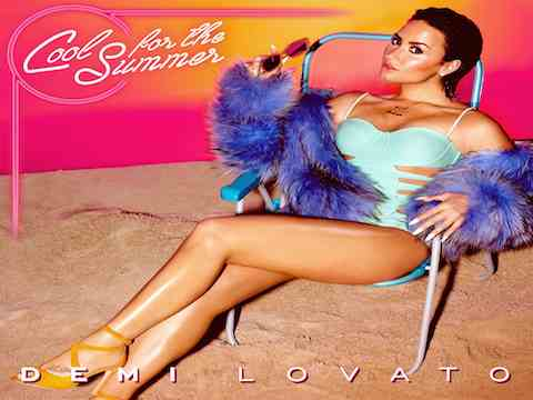 Demi Lovato in Cool For The Summer