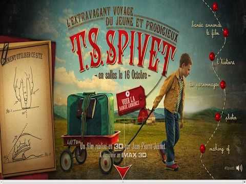 Lo straordinario viaggio di T.S. Spivet recensione del film