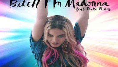 Madonna - Bitch I'm Madonna feat Nicki Minaj, la cover