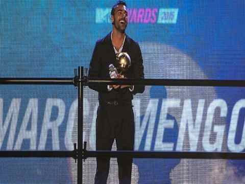 Marco Mengoni MTV Awards 2015 Firenze