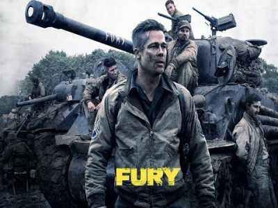 Fury brad pitt recensione