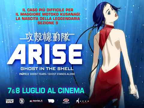 Ghost in the shell Arise 2 anteprima