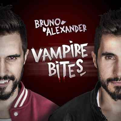 Bruno Alexander - Vampire Bites - cover