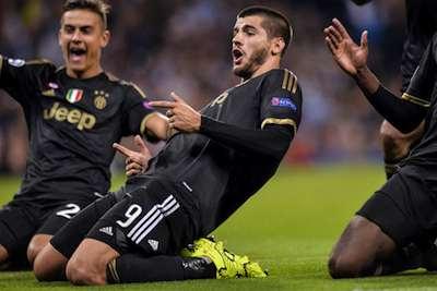 Manchester City - Juventus - 1 - 2
