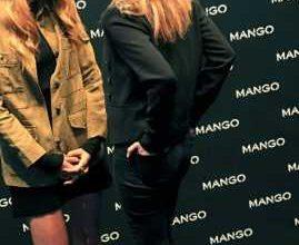 Cara Delevigne conquista Milano - Cara Delevigne e Kate Moss in foto da Mango