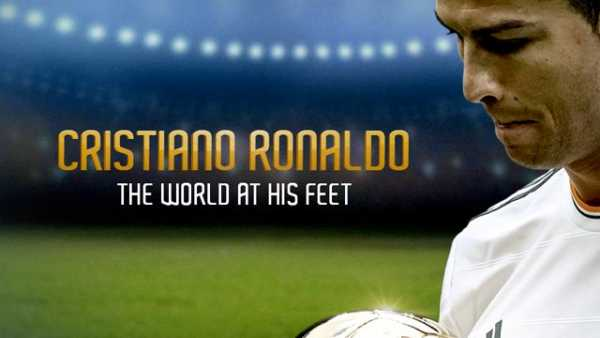 Cristiano Ronaldo il mondo ai suoi piedi anteprima