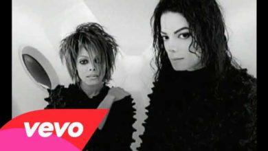 Janet Jackson in compagnia di suo fratello Michael Jackson