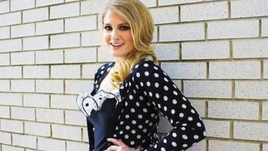 meghan trainor in una foto del 2015