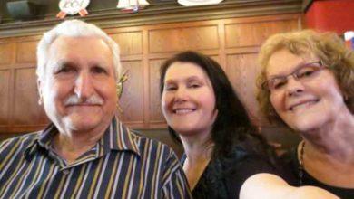 genitori contagiati dai selfie